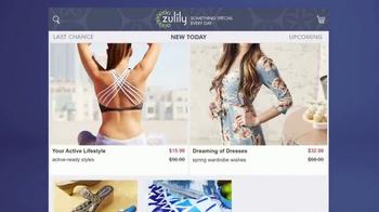 Zulily TV Spot, 'Spring Women's' - Thumbnail 2