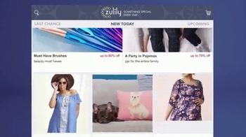 Zulily TV Spot, 'Spring Women's' - Thumbnail 3