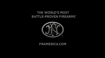 FN 509 TV Spot, 'The Battlefield' - Thumbnail 8