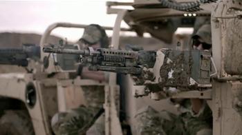 FN 509 TV Spot, 'The Battlefield' - Thumbnail 2