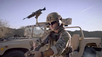 FN 509 TV Spot, 'The Battlefield' - Thumbnail 3