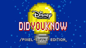 Disney Crossy Road TV Spot, 'Disney Channel: Did You Know?' - Thumbnail 1