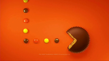 Reese's Pieces Peanut Butter Cups TV Spot, 'PAC-MAN' - Thumbnail 3