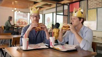 Burger King Steakhouse King TV Spot, 'Jackpot' - Thumbnail 1