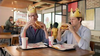 Burger King Steakhouse King TV Spot, 'Jackpot' - Thumbnail 2