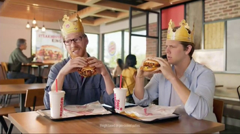 Burger King Steakhouse King TV Spot, 'Jackpot' - Thumbnail 4