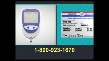 Diabetes Resource Center TV Spot, 'Diabetic Testing Supplies' - Thumbnail 7