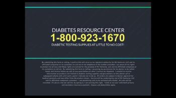 Diabetes Resource Center TV Spot, 'Diabetic Testing Supplies' - Thumbnail 8
