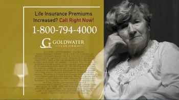 Goldwater Law Firm TV Spot, 'Life Insurance' - Thumbnail 5