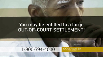 Goldwater Law Firm TV Spot, 'Life Insurance' - Thumbnail 2