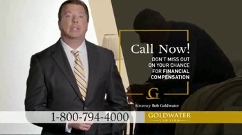 Goldwater Law Firm TV Spot, 'Life Insurance' - Thumbnail 3