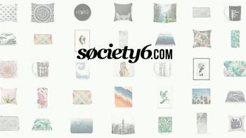 Society6 TV Spot, 'Trendsetting Art' Song by Galantis - Thumbnail 10