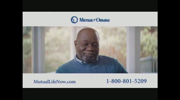 United of Omaha Guaranteed Whole Life Insurance TV Spot, 'Mom's Advice' - Thumbnail 10