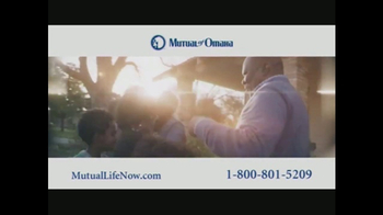 United of Omaha Guaranteed Whole Life Insurance TV Spot, 'Mom's Advice' - Thumbnail 2