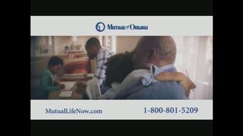 United of Omaha Guaranteed Whole Life Insurance TV Spot, 'Mom's Advice' - Thumbnail 4