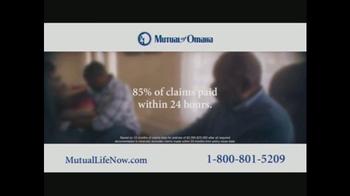 United of Omaha Guaranteed Whole Life Insurance TV Spot, 'Mom's Advice' - Thumbnail 5