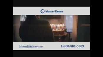 United of Omaha Guaranteed Whole Life Insurance TV Spot, 'Mom's Advice' - Thumbnail 6