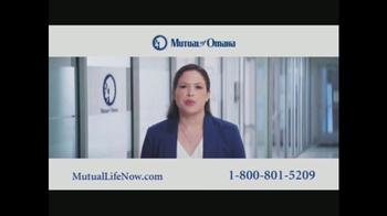 United of Omaha Guaranteed Whole Life Insurance TV Spot, 'Mom's Advice' - Thumbnail 7