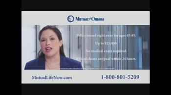 United of Omaha Guaranteed Whole Life Insurance TV Spot, 'Mom's Advice' - Thumbnail 8