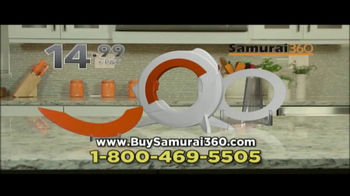 Samurai 360 TV Spot, 'Perfect Control' - Thumbnail 8