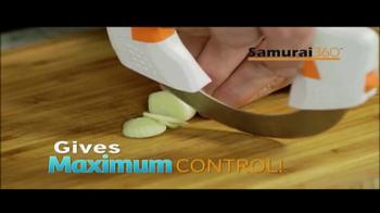 Samurai 360 TV Spot, 'Perfect Control' - Thumbnail 3