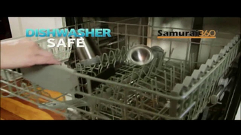 Samurai 360 TV Spot, 'Perfect Control' - Thumbnail 4
