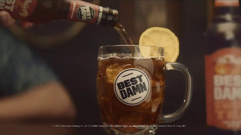 BEST DAMN Sweat Tea TV Spot, 'Moving' - Thumbnail 7