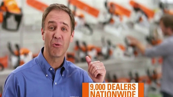 STIHL Dealer Days TV Spot, 'Trimmers, Blowers and Chainsaws' - Thumbnail 4