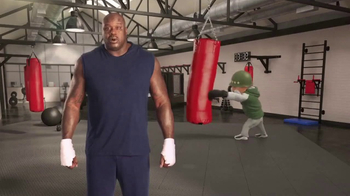 The General TV Spot, 'Boxing' Featuring Shaquille O'Neal - Thumbnail 1