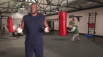 The General TV Spot, 'Boxing' Featuring Shaquille O'Neal - Thumbnail 2