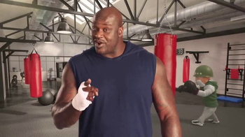 The General TV Spot, 'Boxing' Featuring Shaquille O'Neal - 10258 commercial airings