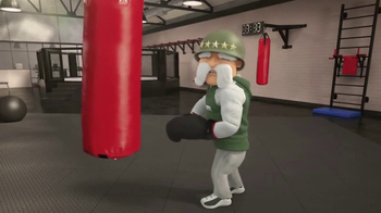 The General TV Spot, 'Boxing' Featuring Shaquille O'Neal - Thumbnail 4