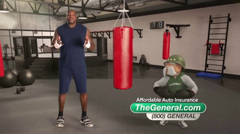 The General TV Spot, 'Boxing' Featuring Shaquille O'Neal - Thumbnail 6