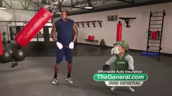 The General TV Spot, 'Boxing' Featuring Shaquille O'Neal - Thumbnail 7