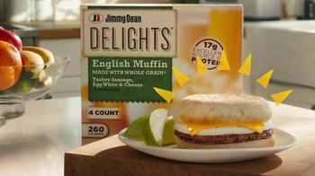 Jimmy Dean Delights TV Spot, '5AM Light Blinker' - Thumbnail 10