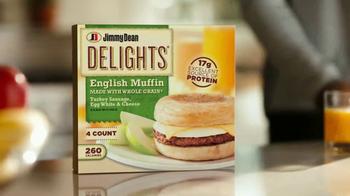 Jimmy Dean Delights TV Spot, '5AM Light Blinker' - Thumbnail 7