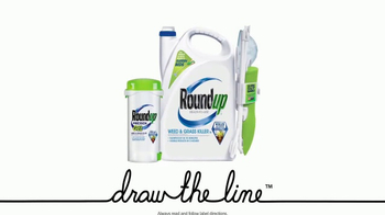 Roundup Precision Gel Weed & Grass Killer TV Spot, 'Draw the Line' - Thumbnail 8