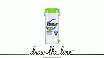 Roundup Precision Gel Weed & Grass Killer TV Spot, 'Draw the Line' - Thumbnail 7