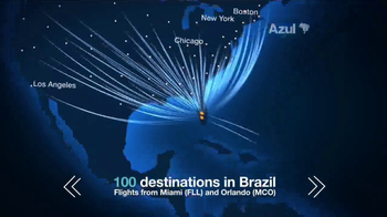 Azul TV Spot, 'Daily Flights' - Thumbnail 3