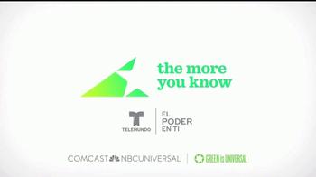 The More You Know TV Spot, 'Cuidado del medioambiente' [Spanish] - Thumbnail 6
