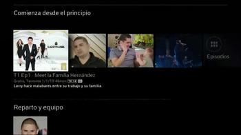 XFINITY On Demand TV Spot, 'NBC Universo: Larrymania' [Spanish] - Thumbnail 5