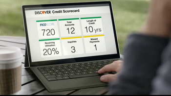 Discover Card Scorecard TV Spot, 'Good Boy' - Thumbnail 5