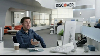 Discover Card Scorecard TV Spot, 'Good Boy' - Thumbnail 7