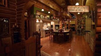 Whitetail Properties TV Spot, 'Twin Oak Farms Log Home' - Thumbnail 4