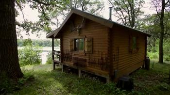 Whitetail Properties TV Spot, 'Twin Oak Farms Log Home' - Thumbnail 7