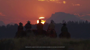 Wyoming Tourism Call of the WY Sweepstakes TV Spot, 'HGTV: Epic Journeys' - Thumbnail 10