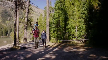 Wyoming Tourism Call of the WY Sweepstakes TV Spot, 'HGTV: Epic Journeys' - Thumbnail 3