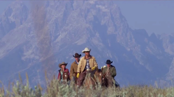 Wyoming Tourism Call of the WY Sweepstakes TV Spot, 'HGTV: Epic Journeys' - Thumbnail 4