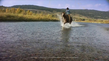 Wyoming Tourism Call of the WY Sweepstakes TV Spot, 'HGTV: Epic Journeys' - Thumbnail 9