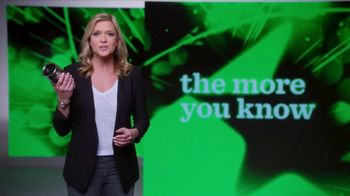 The More You Know TV Spot, 'Reusable Cups' Featuring Kathryn Tappen